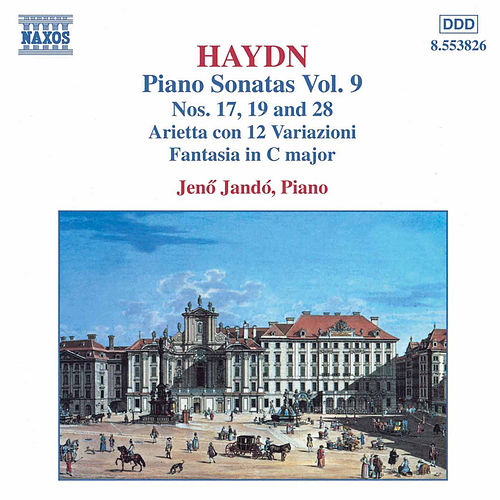 Play & Download Piano Sonatas Vol. 9 by Franz Joseph Haydn | Napster
