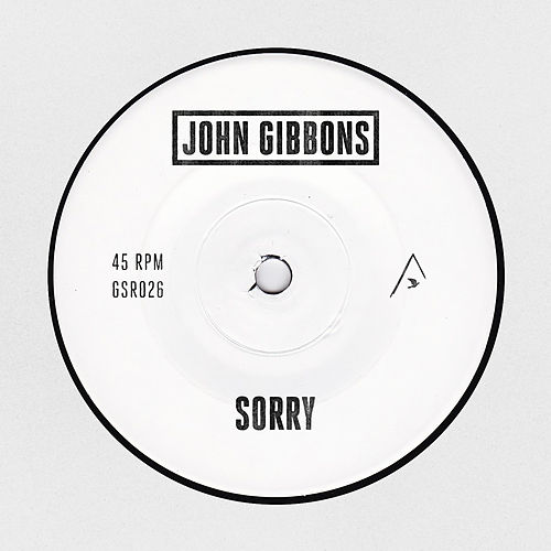 Sorry by John Gibbons