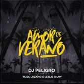 Amor De Verano (Lo Que Pasa En La Playa) [feat. Tilsa Lozano & Leslie Shaw] de Dj Peligro