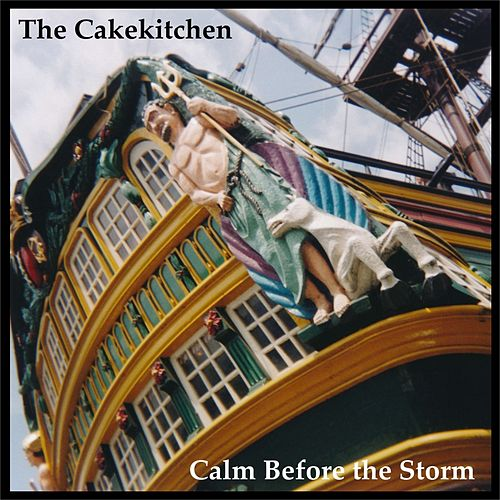 Calm Before the Storm by Cakekitchen