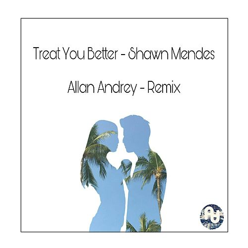 Treat You Better - Shown Mendes (Allan Andrey Remix) von Shawn Mendes