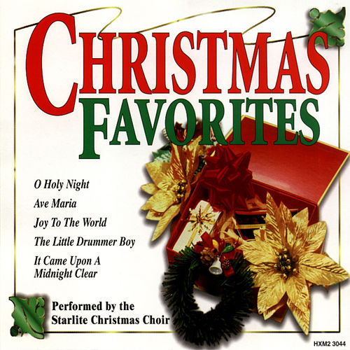 Christmas Favorites by The Starlite Singers