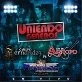 Uniendo Generos (En Vivo) by Various Artists
