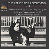 Play & Download The Art of Boris Goldstein, Vol. 3 by Boris Goldstein | Napster