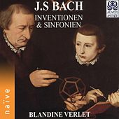 J. S. Bach: Inventions & Sinfonias by Blandine Verlet