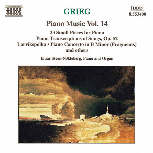 Play & Download Piano Music Vol. 14 by Edvard Grieg | Napster