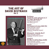 Play & Download The Art of David Oistrakh, Vol. 1 by Various Artists | Napster
