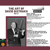 Play & Download The Art of David Oistrakh, Vol. 3 by David Oistrakh | Napster