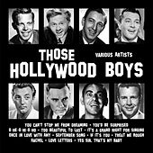 Those Hollywood Boys von Various Artists