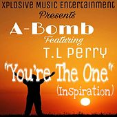 You're the One (Inspiration) [feat. T.L Perry] by A-Bomb