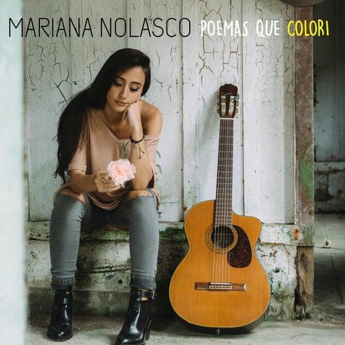Poemas Que Colori de Mariana Nolasco