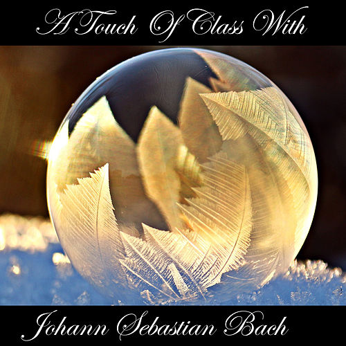 A Touch Of Class With Johann Sebastian Bach by Johann Sebastian Bach