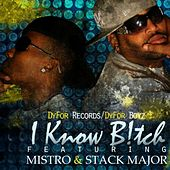 I Know Bitch (feat. Mi$tro & Stack Major) by The Dyfor Boyz