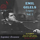 Play & Download Emil Gilels Legacy, Vol. 2: Alyabyev by Various Artists | Napster