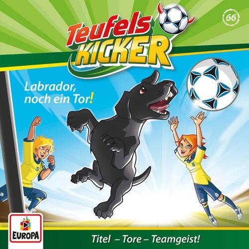 066/Labrador, noch ein Tor! by Teufelskicker