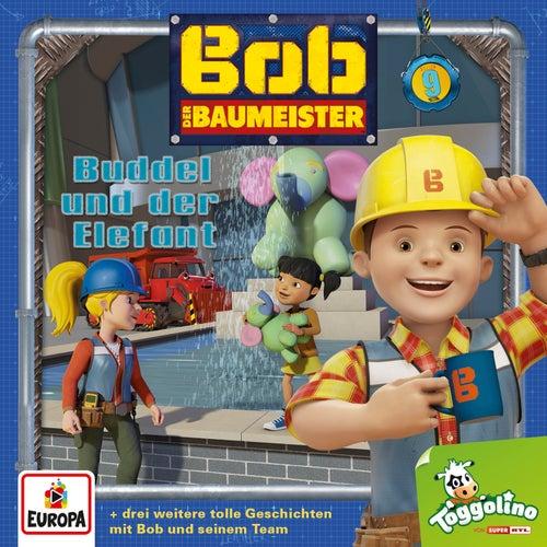 009/Buddel und der Elefant von Bob der Baumeister