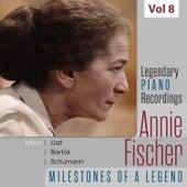 Legendary Piano Recordings - Annie Fischer, Vol. 8 von Annie Fischer