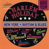 Harlem Holiday: New York Rhythm & Blues, Vol. 6 by Various Artists