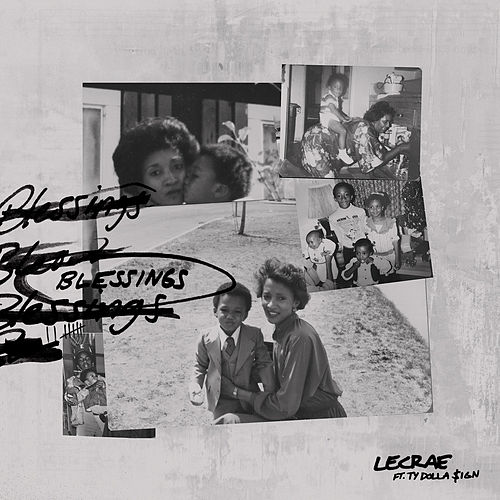 Play & Download Blessings by Lecrae | Napster