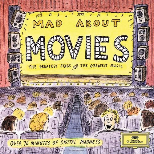 Mad About Movies by Various Artists