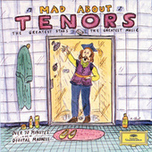 Mad About Tenors by Various Artists