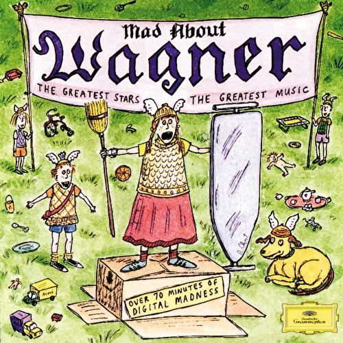 Play & Download Mad About Wagner by Various Artists | Napster