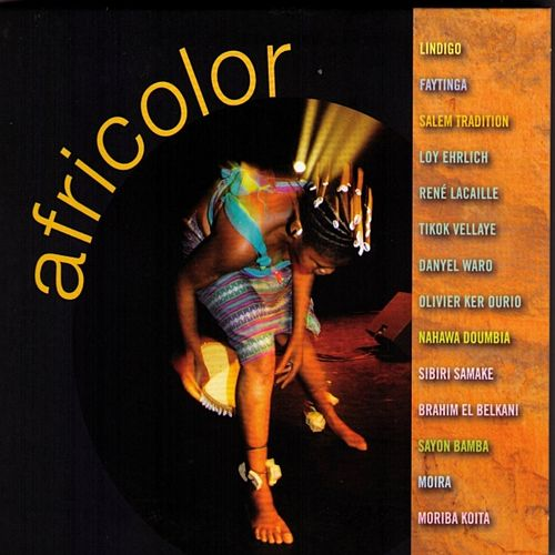 Play & Download Africolor by Various Artists | Napster