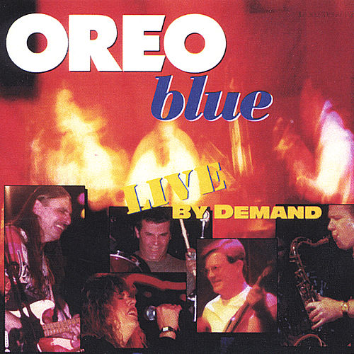 Live By Demand by Oreo Blue