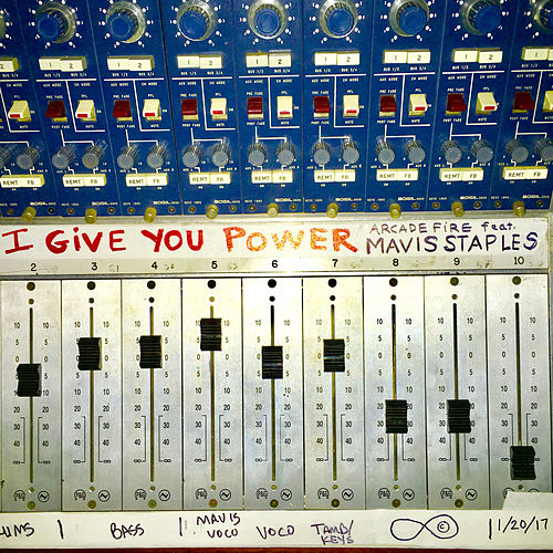 Play & Download I Give You Power (Instrumental) by Arcade Fire | Napster