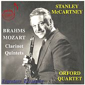 Play & Download Brahms & Mozart: Clarinet Quintets by Stanley McCartney | Napster