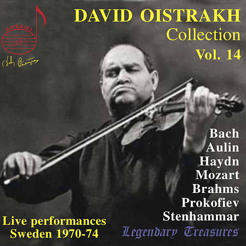 Play & Download Oistrakh Collection, Vol. 14: Live from Sweden by David Oistrakh | Napster