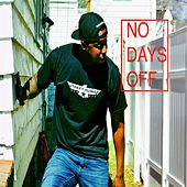 Play & Download No Days Off by Anthony | Napster