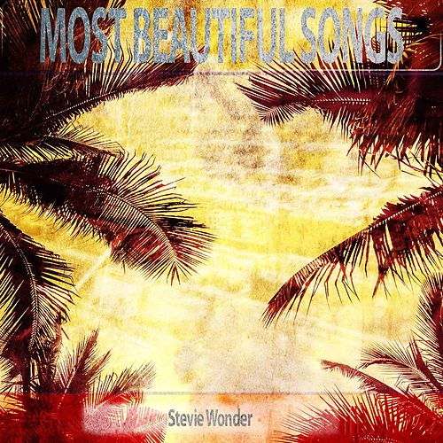 Most Beautiful Songs by Stevie Wonder