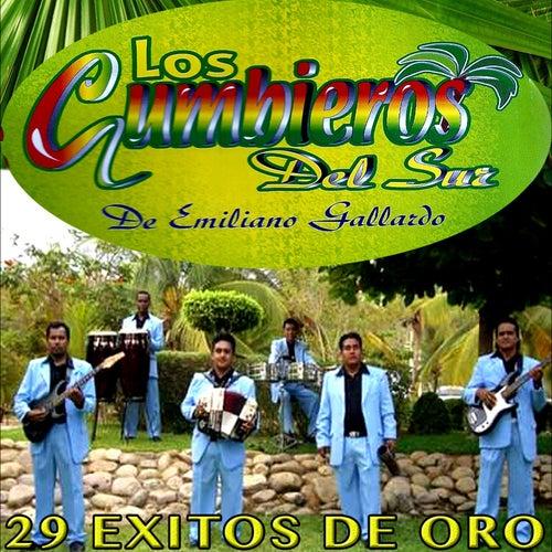 Play & Download 29 Exitos De Oro by Los Cumbieros Del Sur | Napster