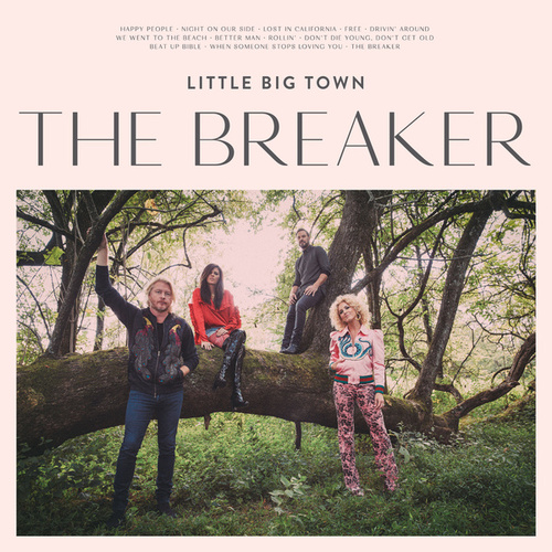Happy People by Little Big Town