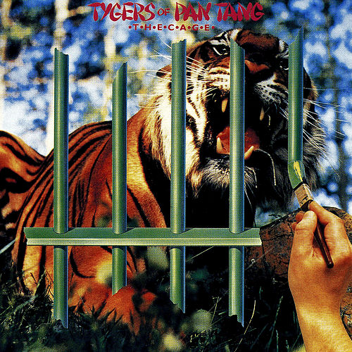 Play & Download The Cage by Tygers of Pan Tang | Napster