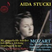 Mozart: Violin Concertos & Sonatas von Aida Stucki