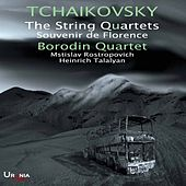Tchaikovsky: The String Quartets & Souvenir de Florence by Borodin Quartet