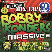 Greensleeves Offical Mixtape Vol. 2: 90's Hardcore Ragga Dancehall Mix von Various Artists