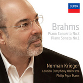 Play & Download Brahms: Piano Concerto No. 2 / Piano Sonata No. 1 by Various Artists | Napster