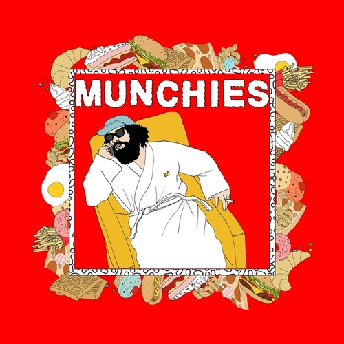 Munchies by Curly
