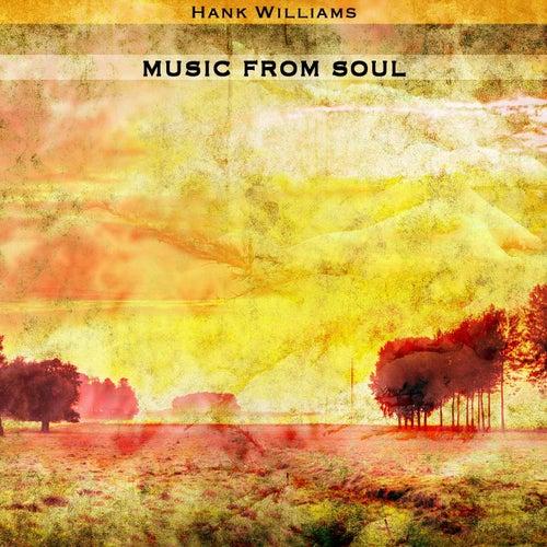 Music from Soul de Hank Williams