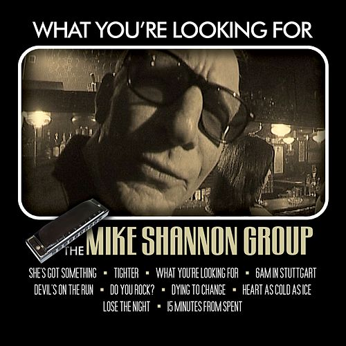 What You're Looking For by Mike Shannon
