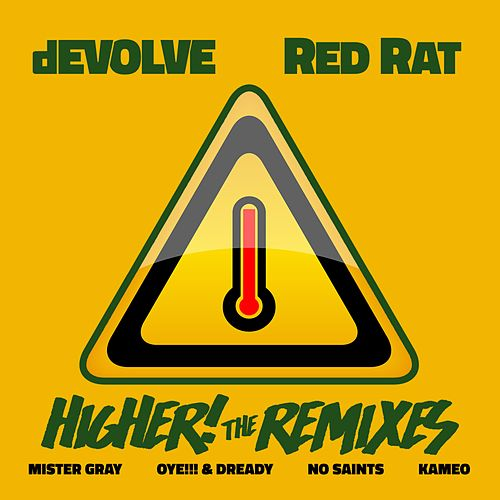 Higher! (The Remixes) by Red Rat