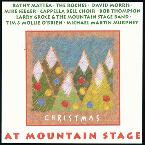 Christmas At Mountain Stage by Various Artists