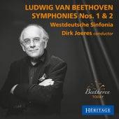 Beethoven: Symphonies Nos 1 & 2 by Dirk Joeres