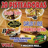 Play & Download 20 Pisteadoras, Vol.1 by Various Artists | Napster