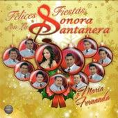 Felices Fiestas Con la Sonora Santanera y María Fernanda by La Sonora Santanera