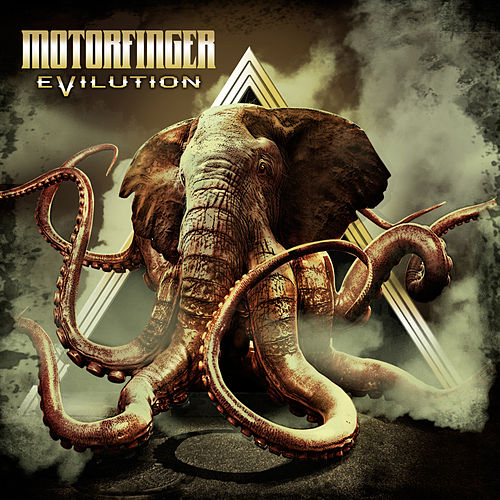 Play & Download Evilution by Motorfinger | Napster
