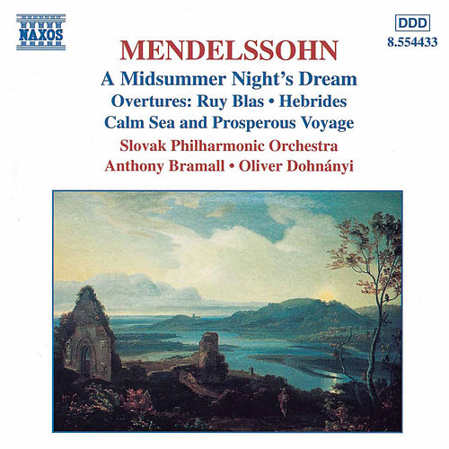 Play & Download Overtures by Felix Mendelssohn | Napster